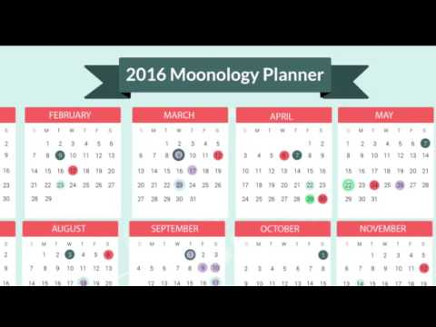 Our 2016 Year Ahead Planner