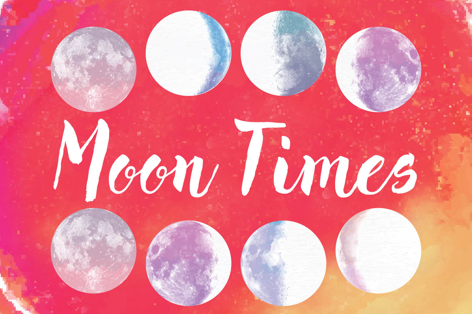 March 2017 Moon Times