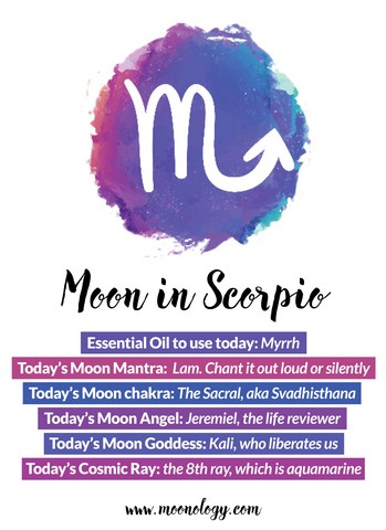 You DO have a Scorpio sting!