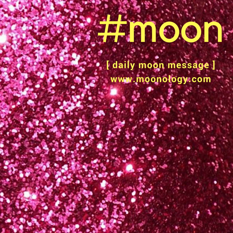 Happy New Moon – now make some plans!