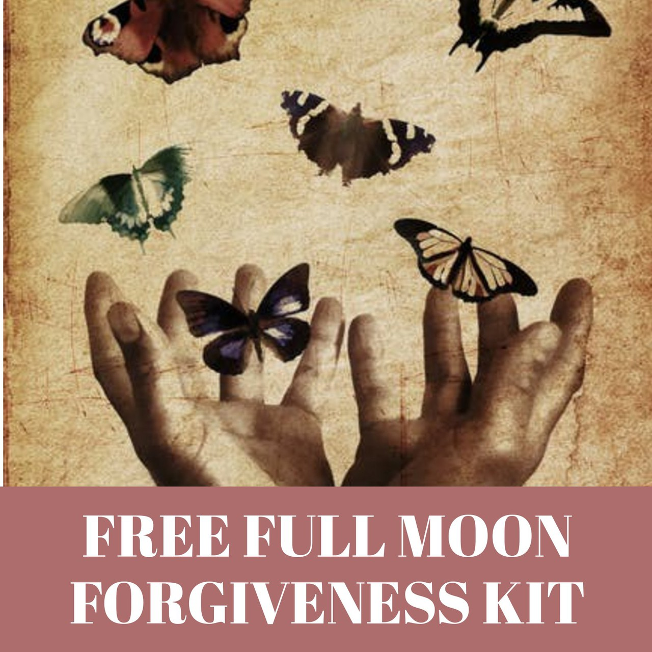 The Full Moon Forgiveness Kit