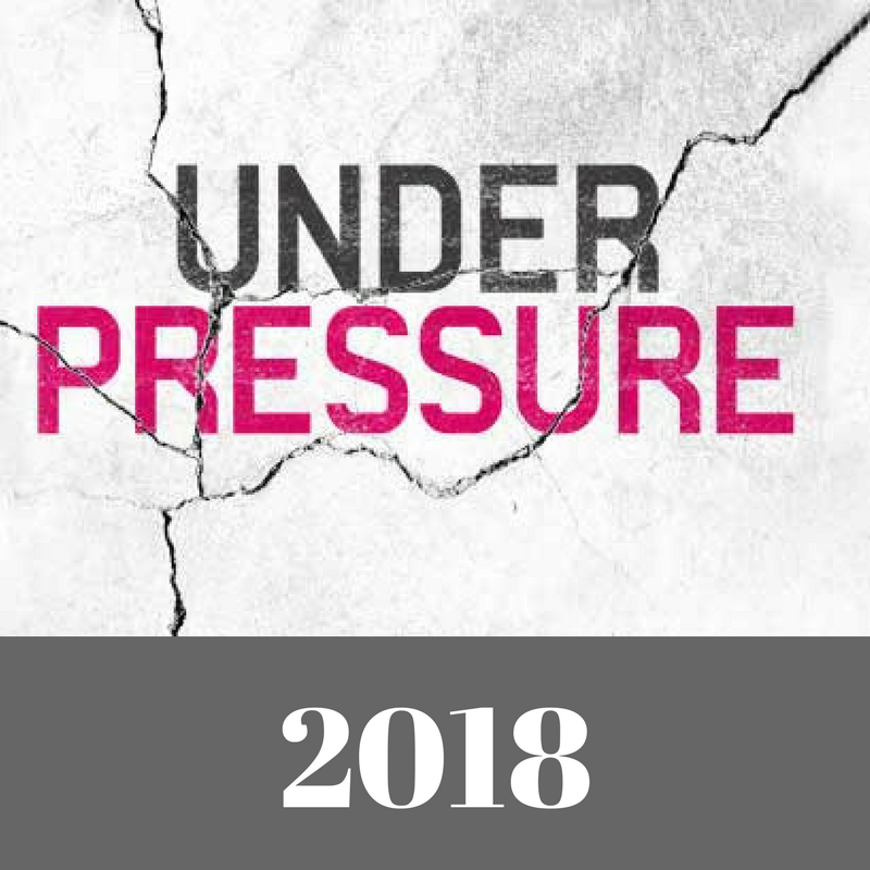 2018 – the pressures