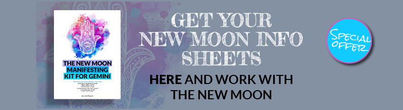 March 2018 New Moon – 2 days after