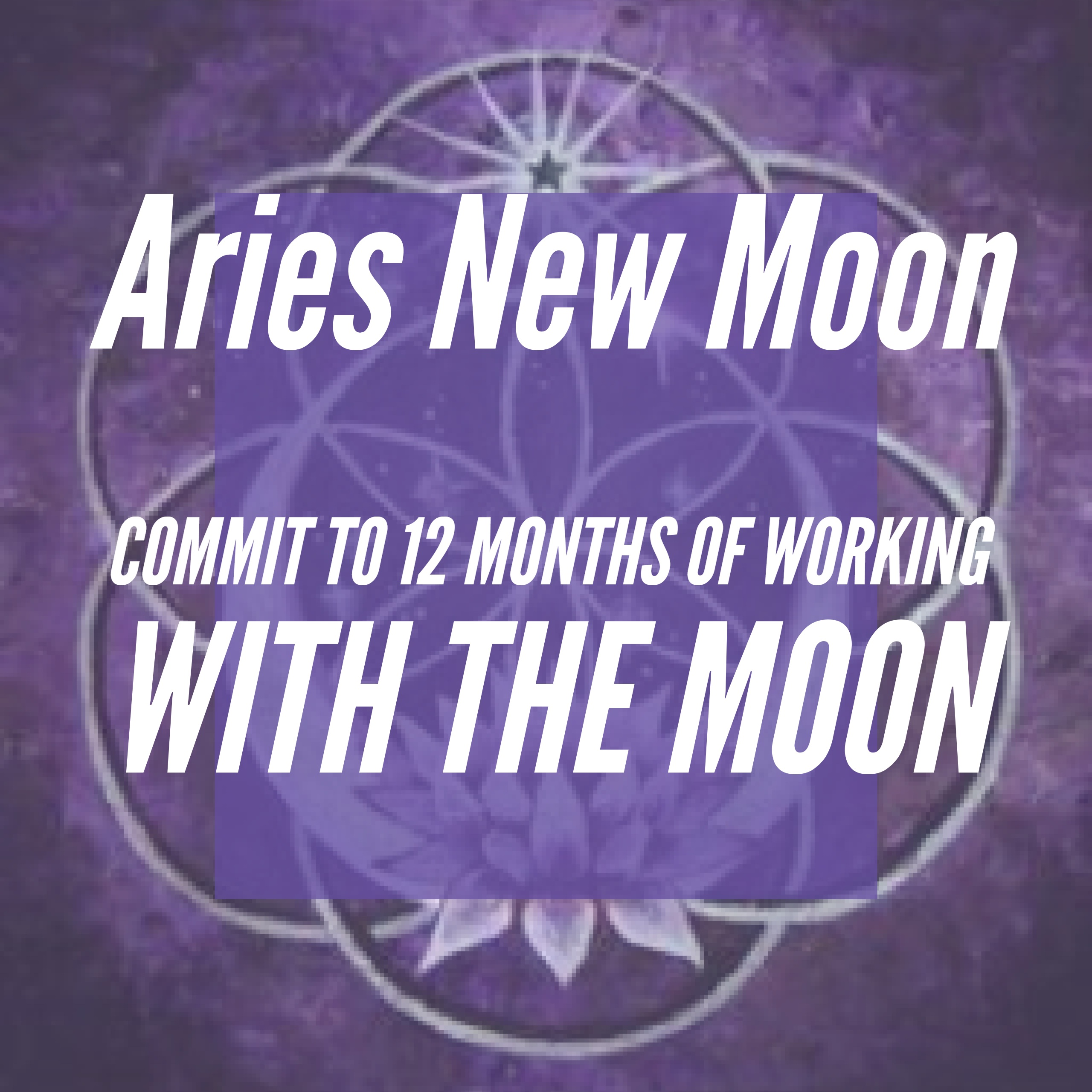 Aries New Moon report 2018