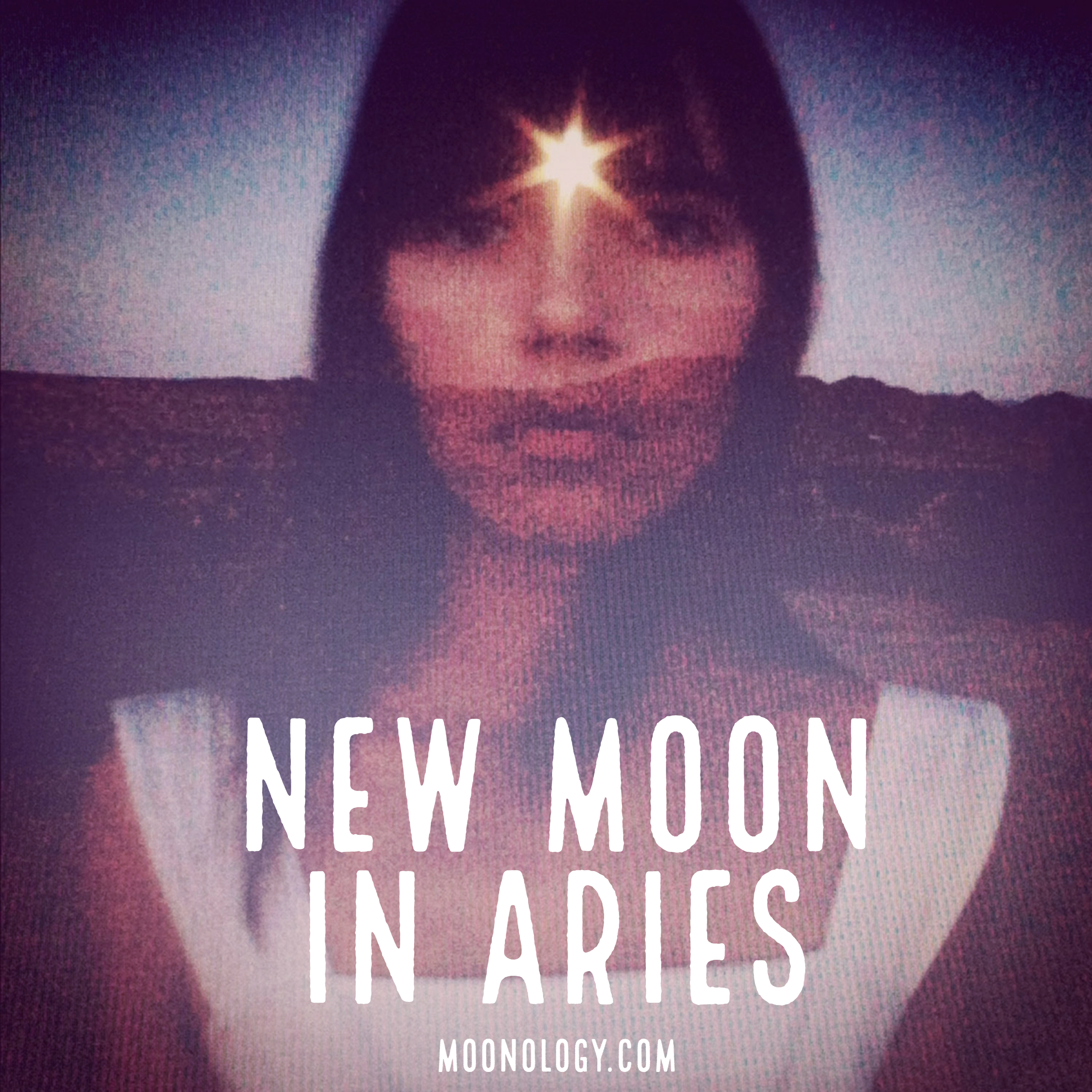 How to make the most of today's New Moon in Aries …