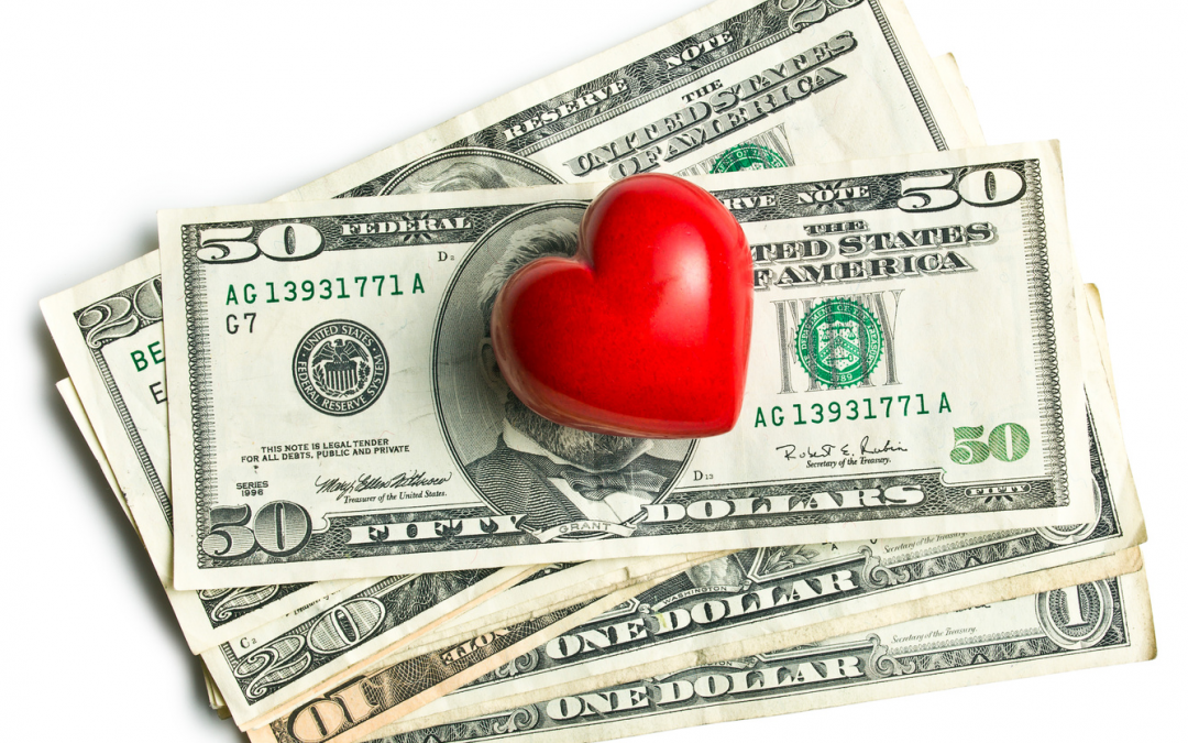 Let's talk about sex and money…
