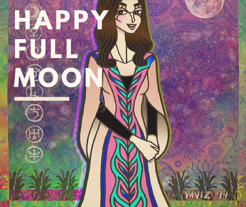 Free Leo Full Moon eclipse 2019 report