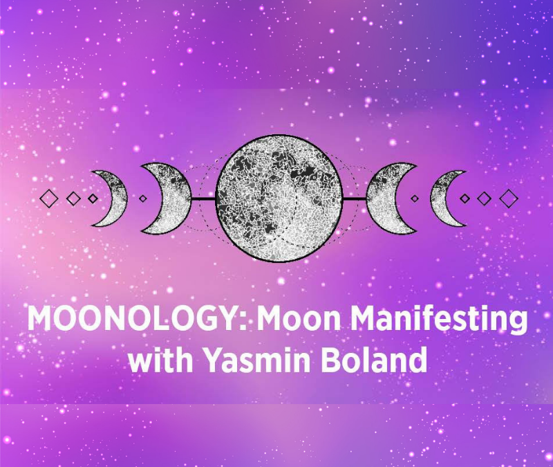 [Workshop] Moon Manifesting In Los Angeles