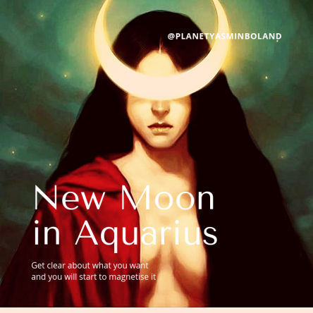 Aquarius New Moon 2020