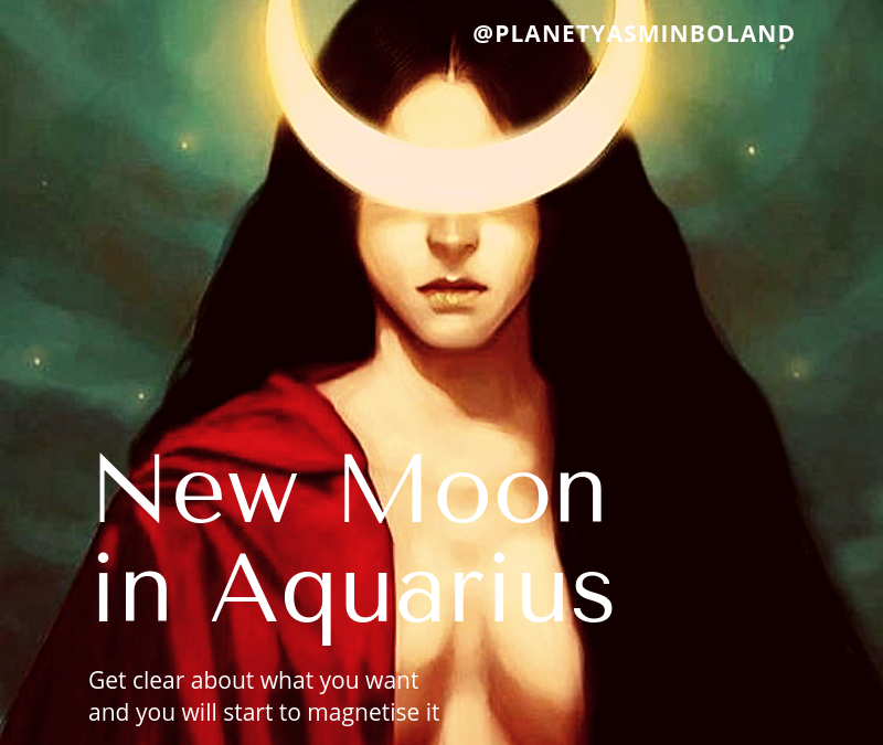 Aquarius New Moon 2019