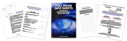 How to work with the Full Moon - Yasmin Boland's Moonology